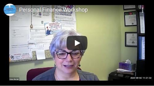 Personal Finance Video Thumb